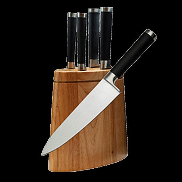 Kitchen Knife Block & Sets