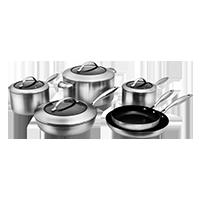 Scanpan CTX Non-Stick Cookware