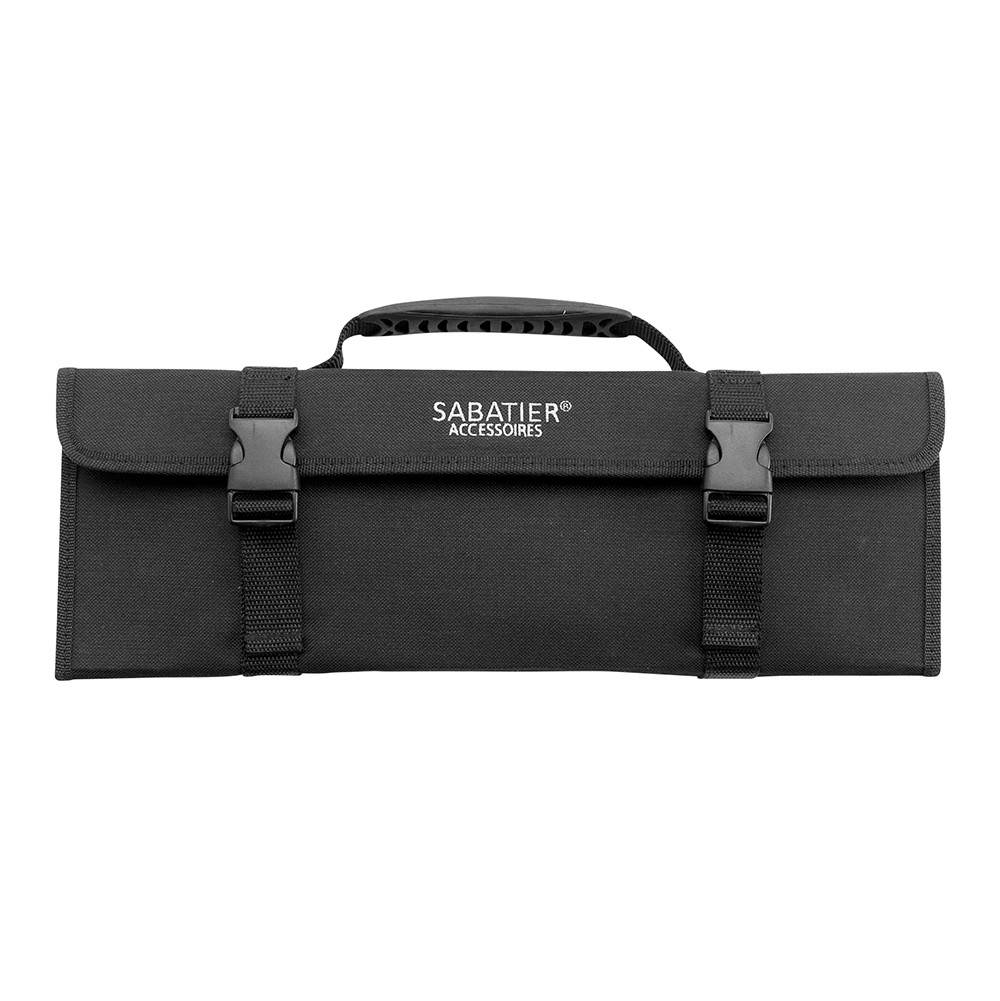 Sabatier 5 piece Knife Case/Roll