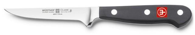 Wusthof Classic Boning Knife 10cm