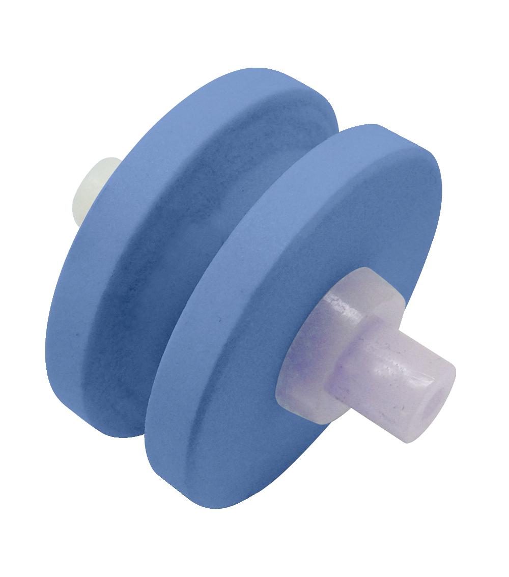 MinoSharp 550W/BL - Coarse Wheel for SH-550 (Blue)