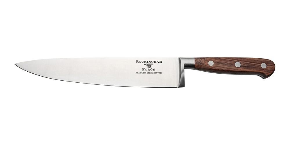 Rockingham Forge Pro Wood Series 20cm Chefs Knife (8008CH/8)