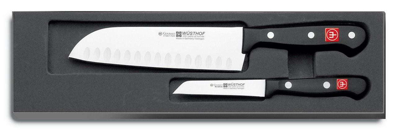 Wusthof Gourmet 2 Piece Knife Set