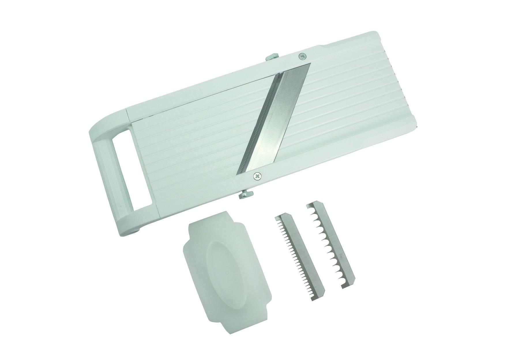 Benriner Jumbo Slicer with Single Flat Adjustable Blade ...