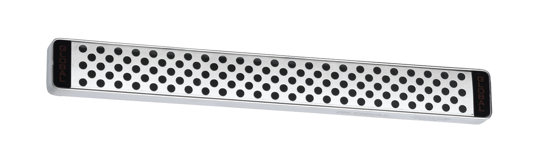 Global G4240 Stainless Steel 40cm Magnetic Knife Rack G