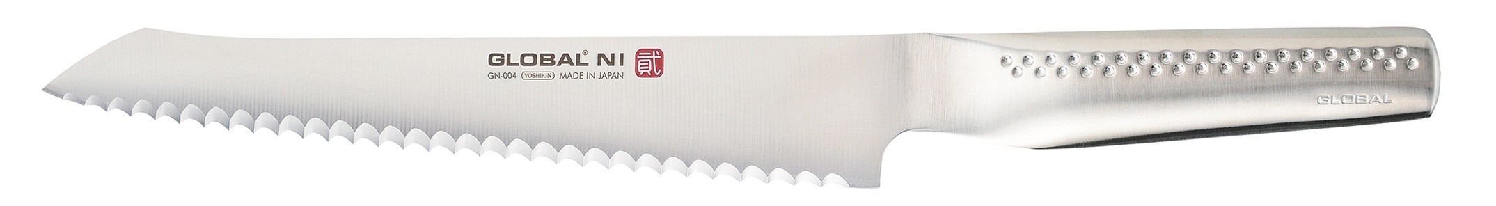 Global Knives NI Series 23cm Bread Knife (GN-004)