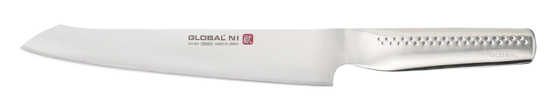 Global Knives NI Series 23cm Slicer Knife (GN-005)
