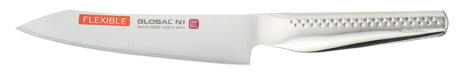 Global Knives NI Series 16cm Slicer Flexible Knife (GNM-04)