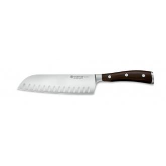Wusthof Ikon 17cm Santoku Knife (WT1010531317)