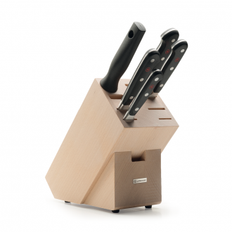 Wusthof Classic 5pc Knife Block Beech (WT1090170501)