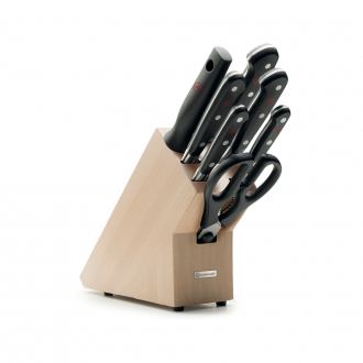 Wusthof Classic 7pc Knife Block Beech (WT1090170701)