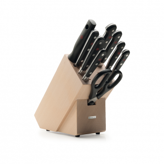 Wusthof Classic 9pc Knife Block Beech (WT1090170901)
