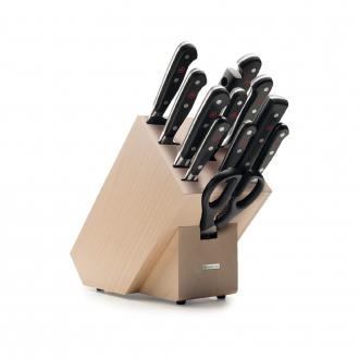 Wusthof Classic 12pc Knife Block Beech (WT1090171201)