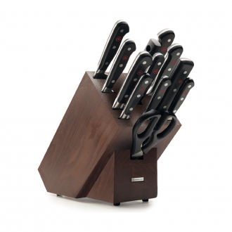 Wusthof Classic 12pc Knife Block Brown Ash (WT1090171203)