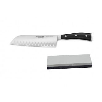Wusthof Classic IKON 2pc Asian Sharpening Set (WT1120360212)