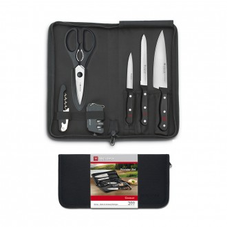 Wusthof Gourmet 6pc Traveler Set (WT1185066002)