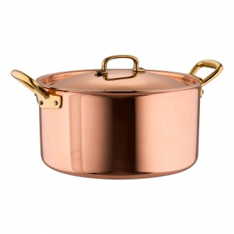 Ruffoni Gustibus Covered Stockpot (26cm)