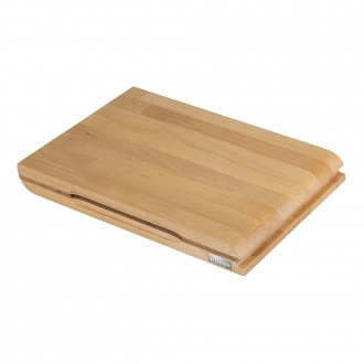 Artelegno Torino Cutting Board with Magnetic Knife Holder Slot - Small