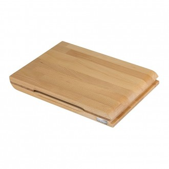 Artelegno Torino Cutting Board with Magnetic Knife Holder Slot - Medium