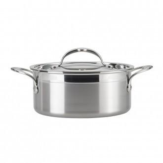 Hestan ProBond Professional Clad Stainless Steel Soup Pot 20cm (31582)