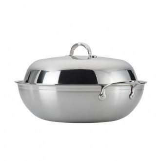 Hestan ProBond Professional Clad Stainless Steel Wok 36cm (31583)