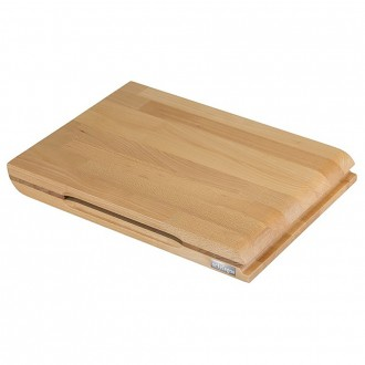 Artelegno Torino Cutting Board with Magnetic Knife Holder Slot - Large