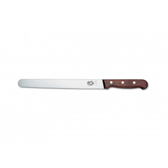 Victorinox Wood 25cm Carving/Slicing Knife with Rounded Tip (5420025)