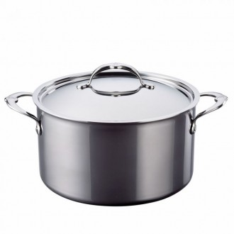 Hestan Stockpot with Lid (26cm)