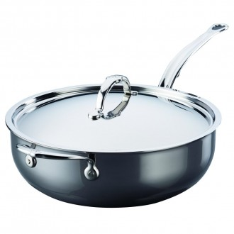 Hestan Frying Pan with Lid 28cm / 10""