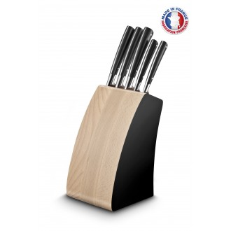 Lion Sabatier Edonist Knife Block Set
