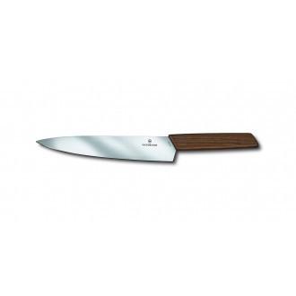 Victorinox Swiss Modern Walnut 22cm Carving Knife (6901022G)