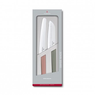 Victorinox Swiss Modern Colour 2 Piece Kitchen Set - Multcoloured (6909622G)