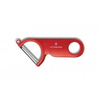 Victorinox Double Edge Potato Peeler - Red (76073)