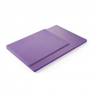 KitchenKnives.co.uk HACCP Cutting Board Purple 600x400x18mm