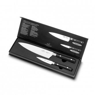 Sabatier Leonys 2 Piece Set (9cm Paring, 20cm Cooks Knife)