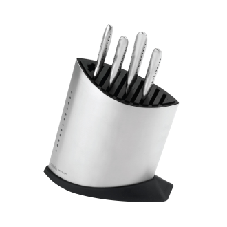 Global SAI4001B -  5 Piece Sai Knife Block Set (SAI-4001B)