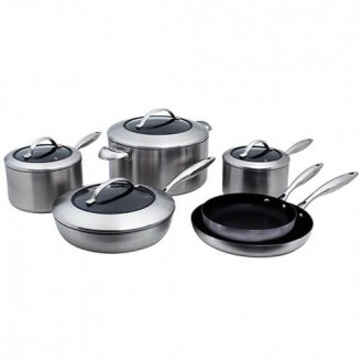 Scanpan CTX Non-Stick 6 Piece Cookware Set