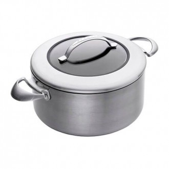 Scanpan CTX Non-Stick 24cm 4.8L Dutch Oven/Casserole