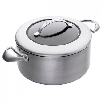 Scanpan CTX Non-Stick 26cm 6.5L Dutch Oven / Casserole