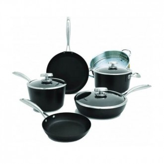 Scanpan Pro IQ 6 Piece Cookware Set