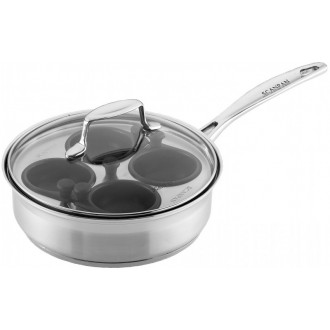 SCANPAN Impact Egg Poacher Set