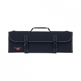 Global G-666/16 -  Knife Roll for up to 16 Knives (G-666/16)