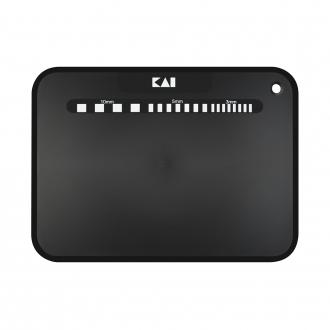 Kai Shun 30 x 22 x 0.2 cm Cutting Board - Black S (BZ-0042)