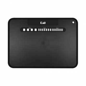 Kai Shun 37 x 27 x 0.2 cm Cutting Board - Black L (BZ-0043)