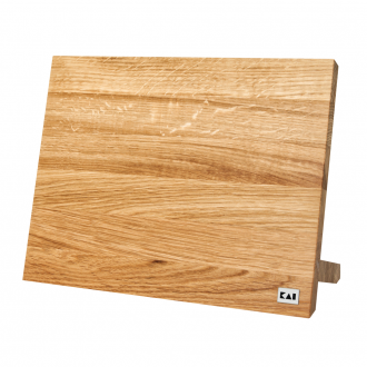 Kai Shun Magnet Knife Block - Oak (KAI-DM-0805)