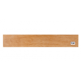 Kai Shun Magnetic Knife Holder - Oak - (KAI-DM-0800)