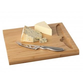 Global Knives Cheese Board Set