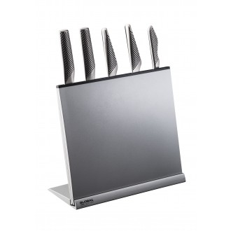 Global Knives 6 Piece Knife Stand Set
