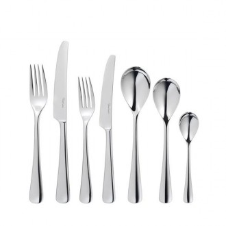 Robert Welch Malvern Bright Cutlery 7 Piece Set