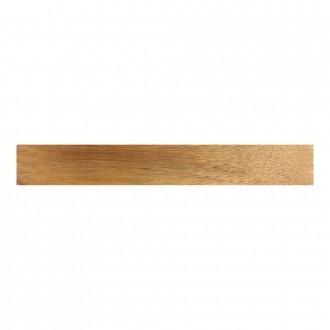 Rockingham Forge Magnetic Wooden Knife Rack - 45cm